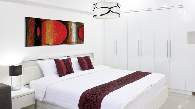decoraci n tnica para la habitaci n im genes y fotos. Black Bedroom Furniture Sets. Home Design Ideas