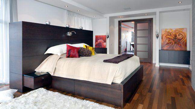 Decoraci n de dormitorios de matrimonio for Ideas de habitaciones de matrimonio