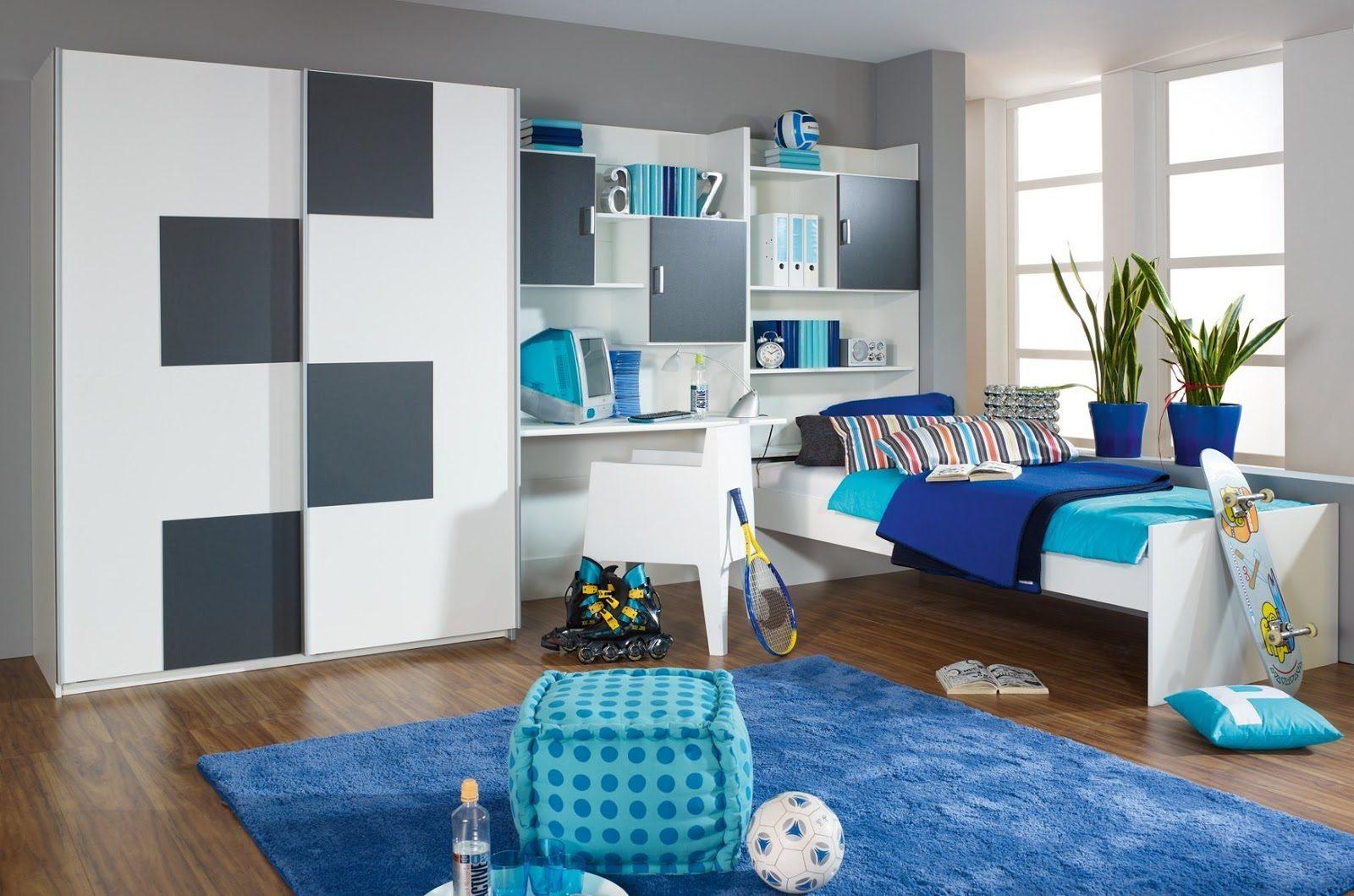 Galer a de im genes decoraci n de habitaciones infantiles for Habitacion juvenil nina